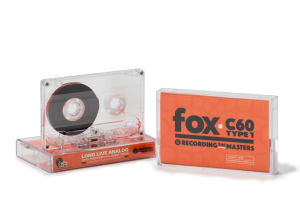 Audiokazeta FOX C60