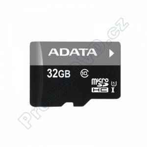 Secure Digital Card 32GB micro A-data UHS-I Class 10, Premier