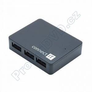 USB 3.0 hub se 4 porty SWIFT Connect IT
