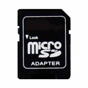 Adapter micro SD - SD/SDHC