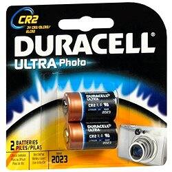 Duracel ultra M3 DL CR2 - 2 ks