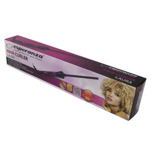 Kulma na vlasy Esperanza LAURA 10mm EBL014 . 97e67a9cdf4