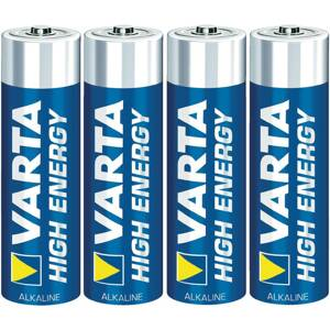 Baterie VARTA  AA LR06 High Energy - blister - cena za 1ks