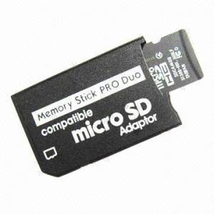 Adapter micro SD - MS Pro Duo