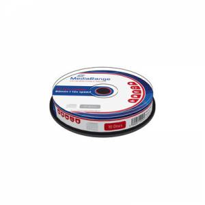 CD-RW Mediarange 10cake 700MB 12x MR235