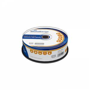 DVD+R Mediarange 4,7GB 25cake 16x MR404