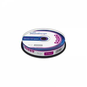 Blu-ray BD-RE Mediarange 25GB 2x 10cake MR501