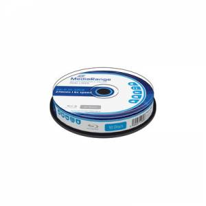 Blu-ray Mediarange 50GB 6x 10cake BD-R DL MR507
