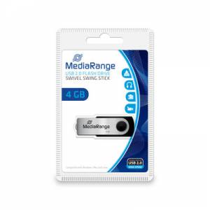 USB Flash 4GB 2.0 Mediarange MR907