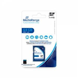 Secure Digital Card 64GB Mediarange Class 10 MR965