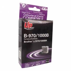 UPrint kompatibilní ink s LC-1000BK, black, 18ml, B-970B, pro Brother DCP-330C, 540CN, 130C, MFC-240C, 440CN