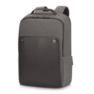 "Batoh na notebook 15,6"", Executive Brown Backpack, hnědý z polyesteru, HP"