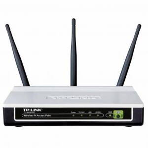 TP-LINK, TL-WA901ND, Access Point, Wireless 2,4Ghz, 300Mbps
